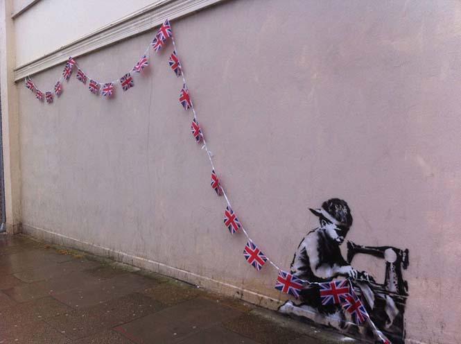 Όταν η τέχνη του δρόμου γίνεται ένα με το περιβάλλον (27)