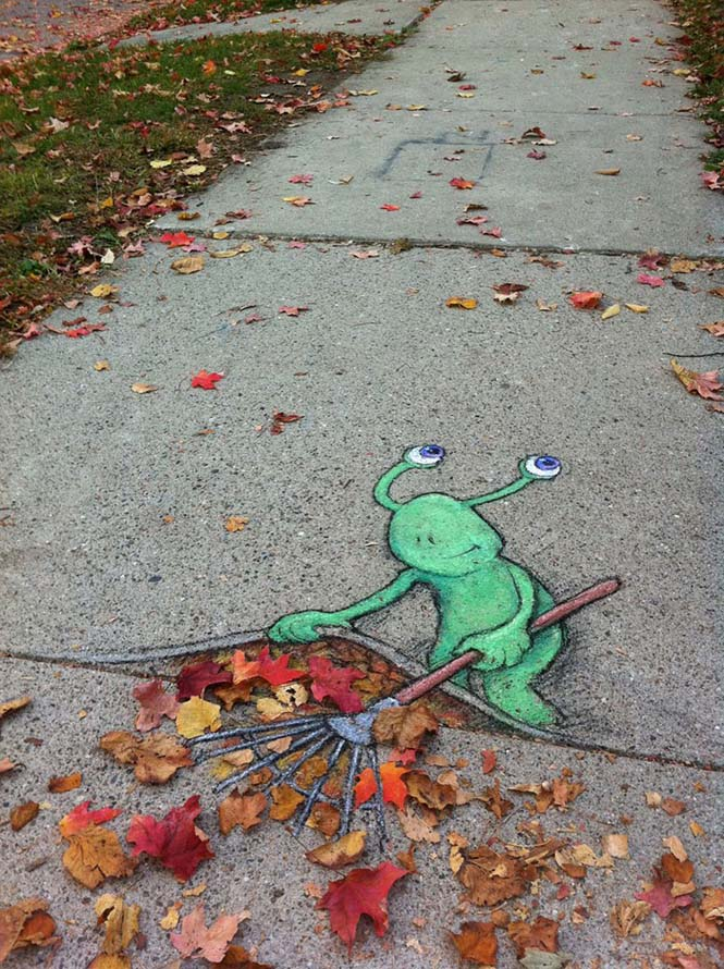 Όταν η τέχνη του δρόμου γίνεται ένα με το περιβάλλον (9)