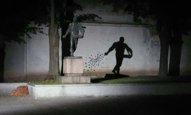 Όταν η τέχνη του δρόμου γίνεται ένα με το περιβάλλον (16)