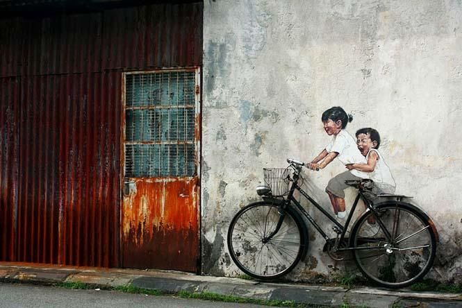 Όταν η τέχνη του δρόμου γίνεται ένα με το περιβάλλον (22)