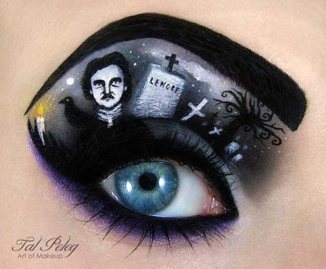 Make-up artist δημιουργεί παραμυθένια μακιγιάζ ματιών (8)