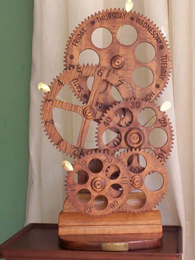 Παράξενα και πρωτότυπα ρολόγια (18)