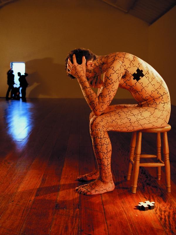 Σουρεαλιστικό body painting από βραβευμένη καλλιτέχνιδα | Φωτογραφία της ημέρας