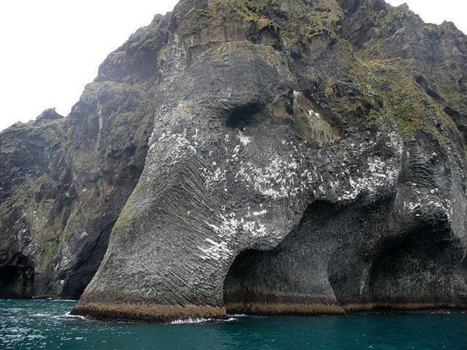 Ο βράχος του ελέφαντα στην Ισλανδία | Φωτογραφία της ημέρας