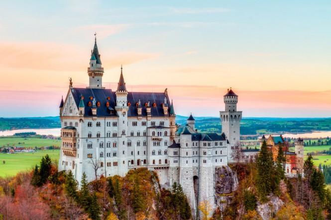 Το κάστρο Neuschwanstein στη Γερμανία | Φωτογραφία της ημέρας