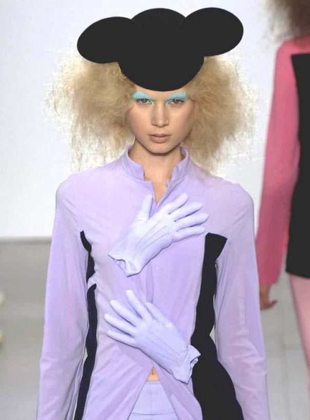 Τα πιο περίεργα πράγματα που έχουν φορεθεί σε μια επίδειξη μόδας (3)