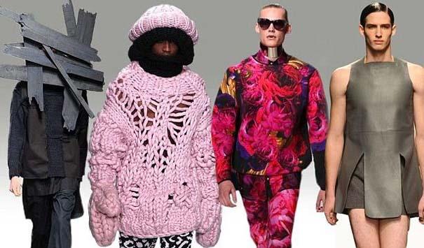 Τα πιο περίεργα πράγματα που έχουν φορεθεί σε μια επίδειξη μόδας (32)