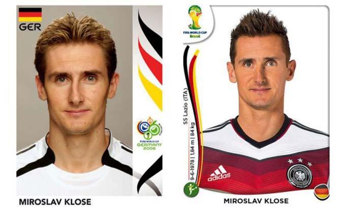 Ποδοσφαιριστές του Mundial: Τότε και τώρα (13)
