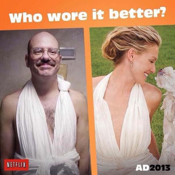 Ποια το φόρεσε καλύτερα (4)