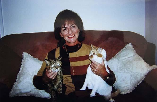 Poppy: Η γηραιότερη γάτα στον κόσμο (5)