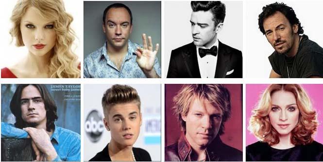 Πόσο αμείβονται διάσημοι μουσικοί και συγκροτήματα για μια εμφάνιση (1)