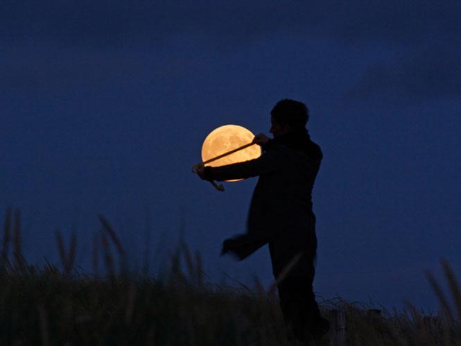 Πόσο μεγάλη είναι στην πραγματικότητα η Σελήνη