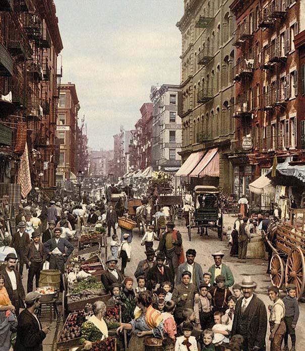 Οι πρώτες έγχρωμες φωτογραφίες των Ηνωμένων Πολιτειών από 1888 (1)