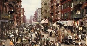 Οι πρώτες έγχρωμες φωτογραφίες των Ηνωμένων Πολιτειών από 1888