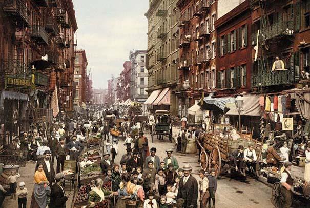 Οι πρώτες έγχρωμες φωτογραφίες των Ηνωμένων Πολιτειών από 1888 (4)
