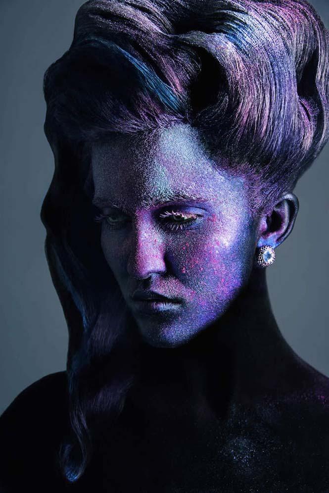 Τέχνη του Make Up από την Veronica Azaryan (2)