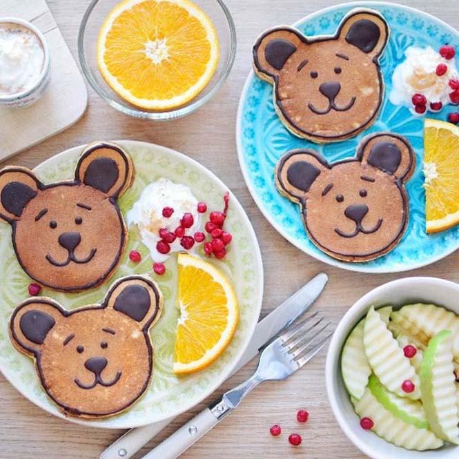 Τέχνη με φαγητό από την Daryna Kossar (9)