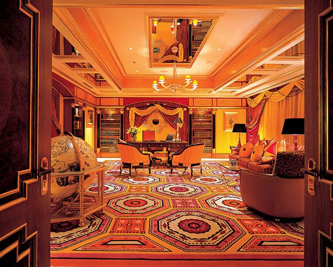 Βασιλική σουίτα αξίας $24.000 στο Burj Al Arab του Dubai (8)