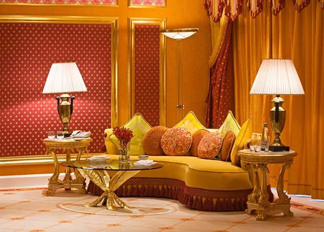 Βασιλική σουίτα αξίας $24.000 στο Burj Al Arab του Dubai (9)