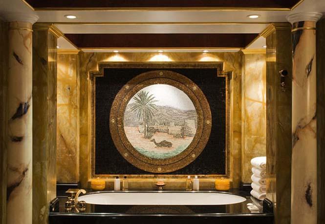 Βασιλική σουίτα αξίας $24.000 στο Burj Al Arab του Dubai (13)