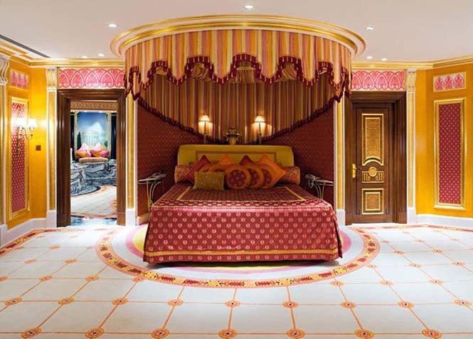 Βασιλική σουίτα αξίας $24.000 στο Burj Al Arab του Dubai (16)