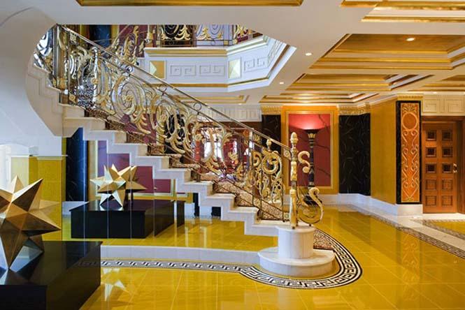 Βασιλική σουίτα αξίας $24.000 στο Burj Al Arab του Dubai (17)
