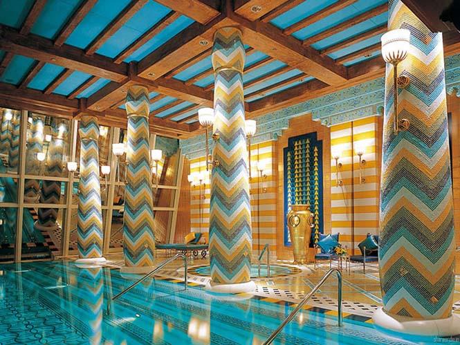 Βασιλική σουίτα αξίας $24.000 στο Burj Al Arab του Dubai (18)