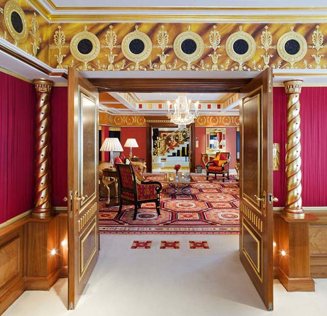 Βασιλική σουίτα αξίας $24.000 στο Burj Al Arab του Dubai (10)