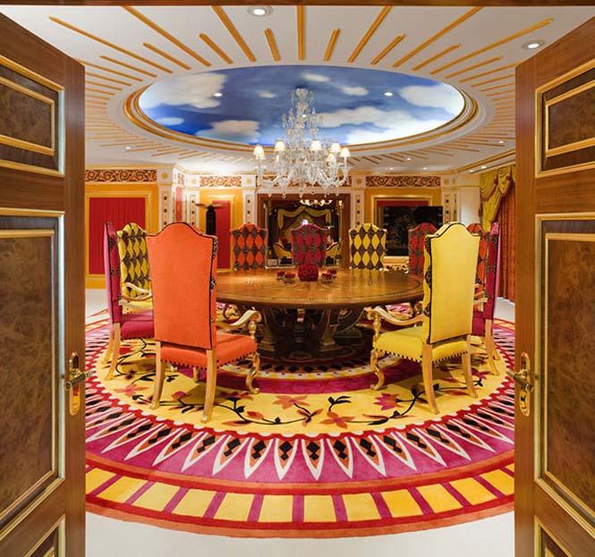 Βασιλική σουίτα αξίας $24.000 στο Burj Al Arab του Dubai (3)