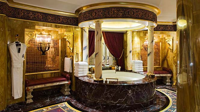 Βασιλική σουίτα αξίας $24.000 στο Burj Al Arab του Dubai (14)