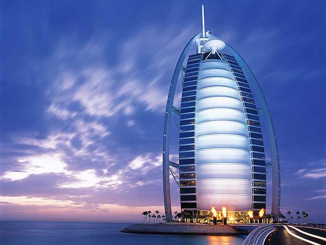 Βασιλική σουίτα αξίας $24.000 στο Burj Al Arab του Dubai (1)