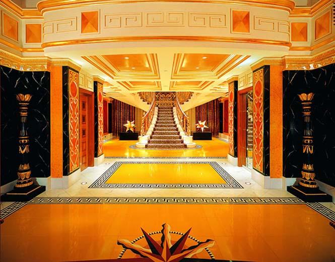 Βασιλική σουίτα αξίας $24.000 στο Burj Al Arab του Dubai (2)