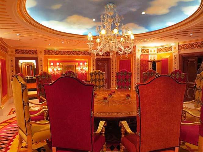 Βασιλική σουίτα αξίας $24.000 στο Burj Al Arab του Dubai (4)