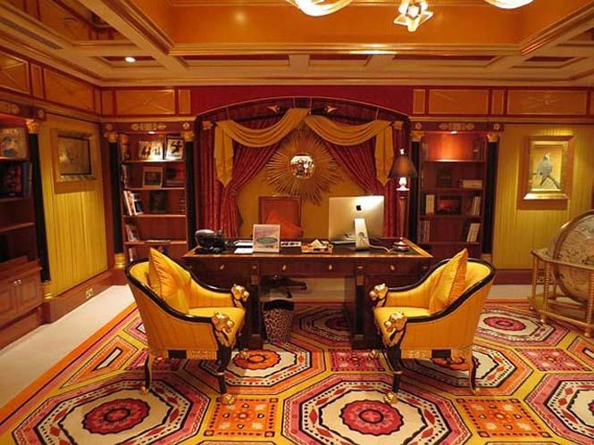 Βασιλική σουίτα αξίας $24.000 στο Burj Al Arab του Dubai (5)
