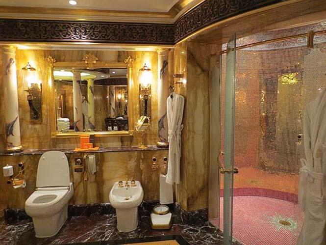 Βασιλική σουίτα αξίας $24.000 στο Burj Al Arab του Dubai (15)