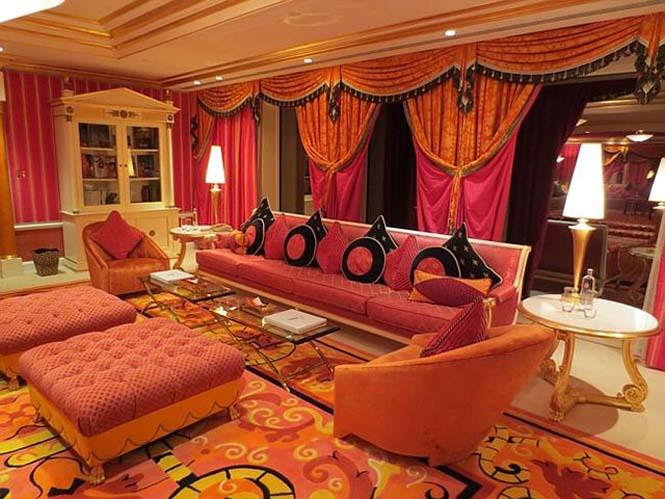 Βασιλική σουίτα αξίας $24.000 στο Burj Al Arab του Dubai (6)