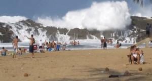 Vega Baja: Η εντυπωσιακή παραλία που ξεχωρίζει και προκαλεί δέος (Video)