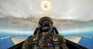 Πως είναι να κάνεις μια βόλτα με ένα F-16 (Video)