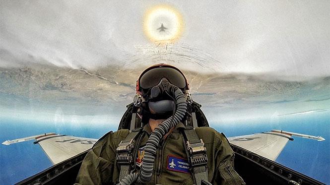 Βόλτα με F-16