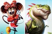 Χαρακτήρες καρτούν ως εγκληματίες ή δαίμονες (1)