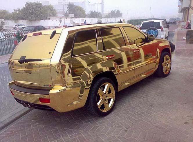 Ζωή πλουσίων στο Ντουμπάι (5)