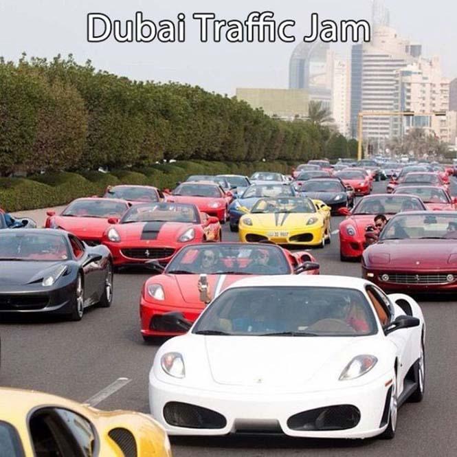 Ζωή πλουσίων στο Ντουμπάι (7)