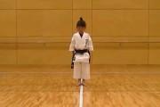 7χρονη με μαύρη ζώνη στο καράτε