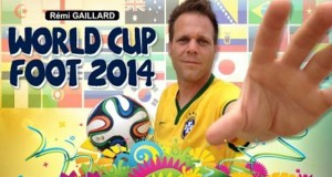 Ο Remi Gaillard γιορτάζει το Mundial με 32 απίστευτα κόλπα (Video)
