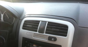 Air condition αυτοκινήτου βγάζει… χιόνι (Video)