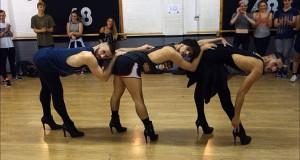3 άνδρες χορεύουν Beyonce με ψηλοτάκουνα (Video)