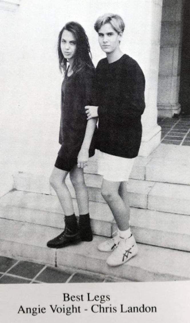 Angelina Jolie σε πολύ νεαρή ηλικία (11)