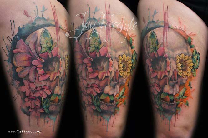 Απίστευτα freestyle τατουάζ (5)