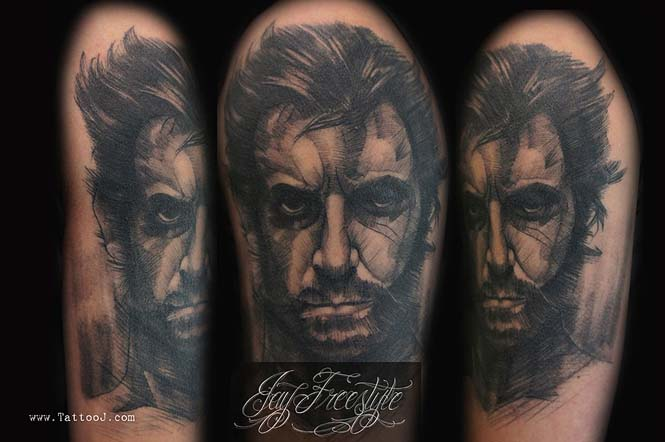 Απίστευτα freestyle τατουάζ (7)