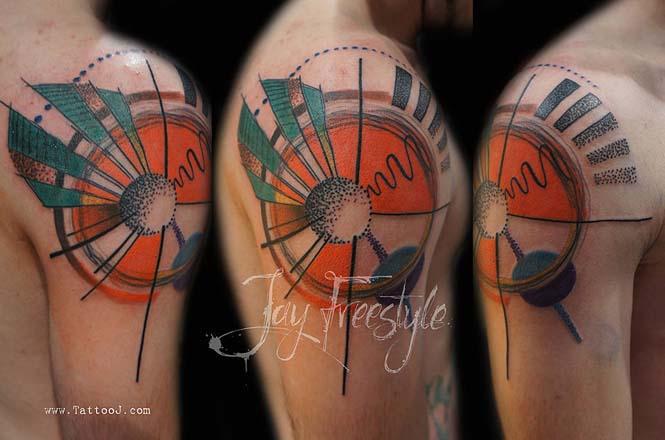 Απίστευτα freestyle τατουάζ (8)